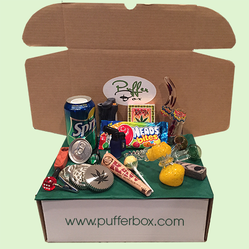 PufferBox   A Smoking Subscription Box Delivered Monthly ...