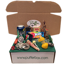 Pufferbox A Smoking Subscription Box Delivered Monthly