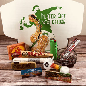 smoking gift box deluxe