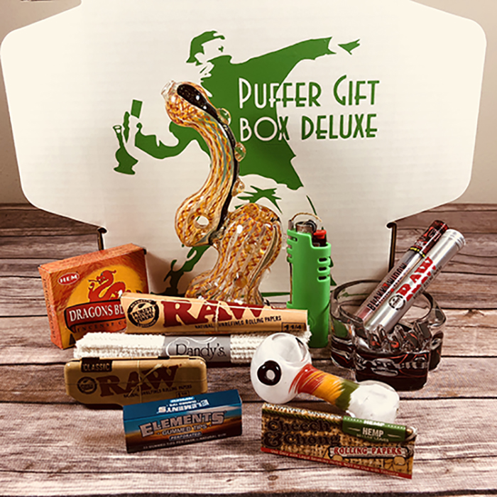 smoking gift box deluxe