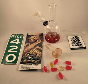 July 420 Goody Box