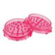 pink acrylic grinder
