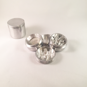 44mm aluminum grinder (4 part)
