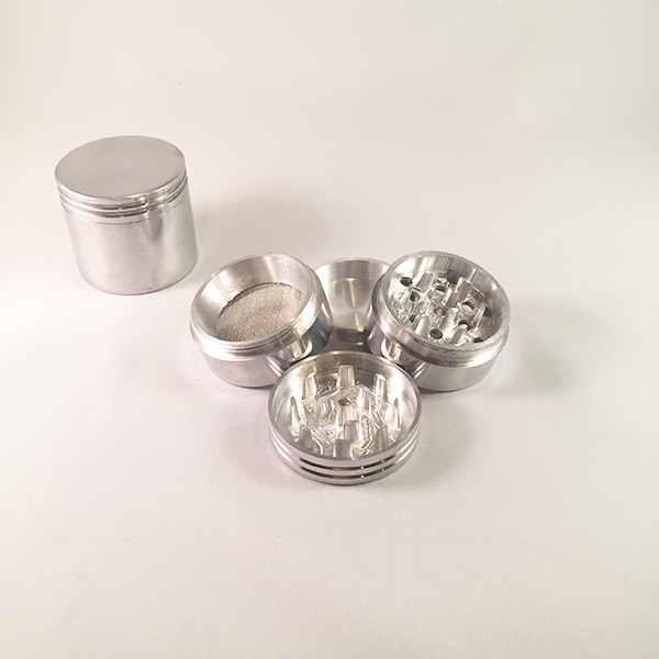 42mm 4 Part Aluminum Grinder | PufferBox