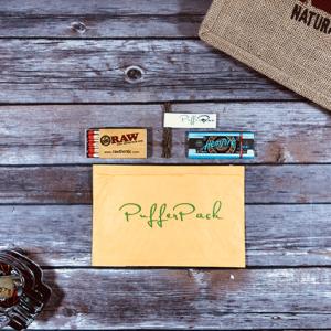 $1 puffer pack