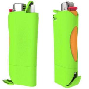 fliq case lighter holder