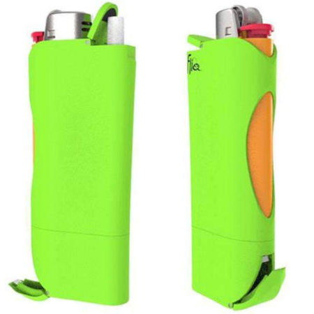 fliq case lighter holder