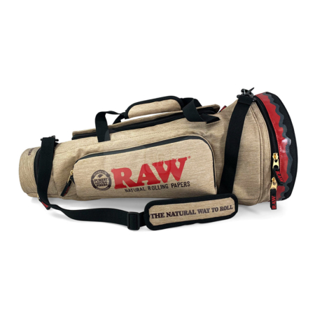 RAW DUFFEL BAG
