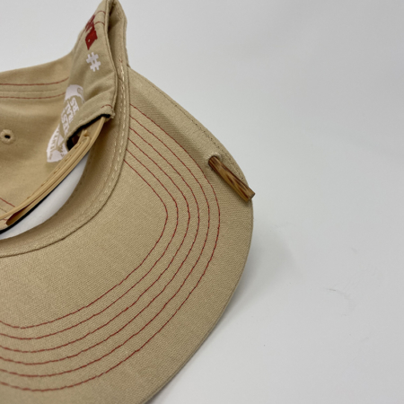 raw hat with poker